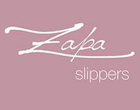 Zapa slippers