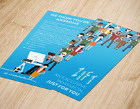 Zift: print design