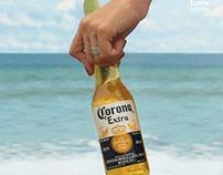 Proyecto fotográfico - Cerveza Corona