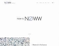 NOWW Architecture Website