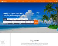 Travel Supermarket Travel Website