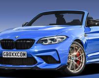 2020 BMW M2 CS Convertible