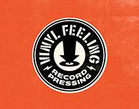 Vinyl Feeling - Visual Identity