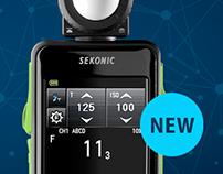 Sekonic Product Launch