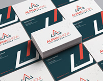 AlphaShow Motors | Branding