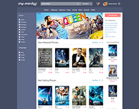 My Movies - Ecommerce