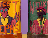 SweetNephs & WickedNephs Bottles