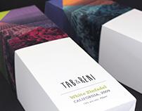 Tab & Reni Wine Packaging