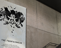 The Fountainhead: Movie Poster