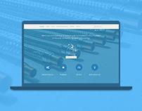 MBM Website Mockup