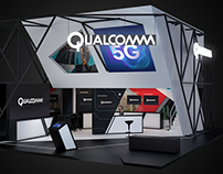 Qualcomm Booth - Futurecom 2016
