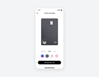 Customized Card Order Flow · App