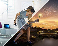 Microsoft Mixed Reality Campaign