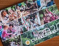 Cserkésznaptár 2020 / Scout calendar 2020