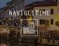Logo e Website - Naviglitime