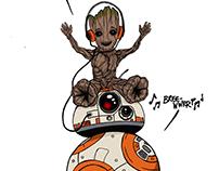 BB-Groot (2017 Star Wars Day)