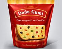 Panetón Doña Gumi