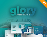 Glory Presentation Template