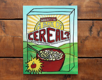 What's in a Box of Cereal?