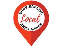 Shop-Eat-Live Local logo