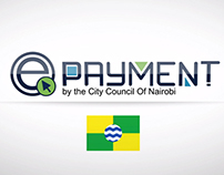 ePayment - City Council of Nairobi - brand marketing