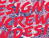 Design Crew Poster Design