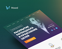 Landing page for Malomuz