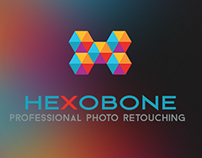 Hexobone - Logo For Sale