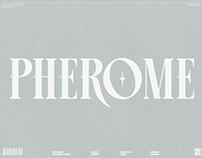 PHEROME DISPLAY FONT