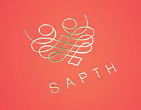 SAPTH - Branding & App design