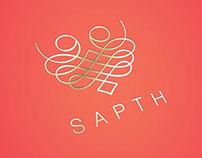 SAPTH - Branding & App design