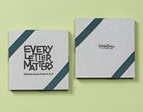 Every Letter Matters | Product