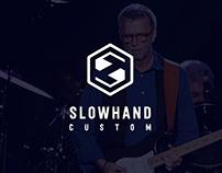 Slow Hand Custom - Branding