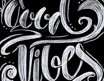 Compilation, Lettering, Calligraphy, 3D
