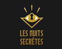 Les Nuits Secrètes - Logo