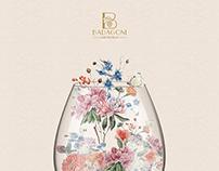 Wine Brand - social media posters