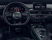 Audi RS5 Sportback | FULL CGI