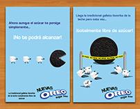 Oreo sugar free