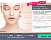 Envy Us Cream - Remove Wrinkles