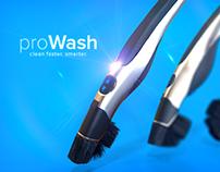 Bosch proWash | Dishwashing Tool