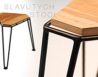 Slavutych stool