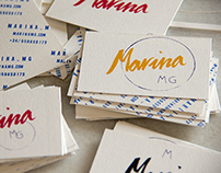 Marina Mg cards. My cards.