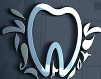 Budaörs Dental corporate identity