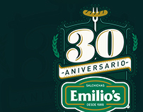 Emilios 30 Aniversario