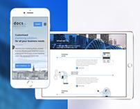 Docs24 Website