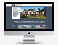 Kirchhoff Campus Properties Website Desgin