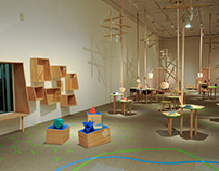 Log'hic - Scénographie & Mobilier d'exposition