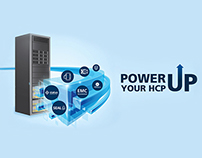 'Power up your HCP' Campaign