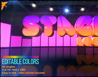 Stage Logo