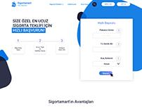 Sigortamart UI/UX Project (v1)